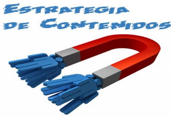 Los Principales Pasos de una Estrategia de Contenidos